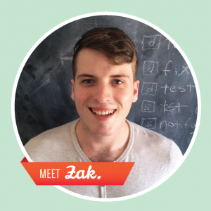 Zak Roberts, Customer Support Specialist
